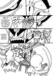 Sgt. Dandruff in Armwrestling Madness - Page 7 by Zero-Mecha