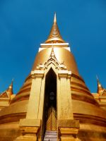 Bangkok Royal Palace by postaldude66
