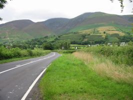 Road to Keswick by mike19