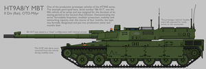 HT9A8 Developmental Prototype [Graphic] by SixthCircle