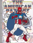 Mutants and Masterminds Portfolio American Patriot by Spake759