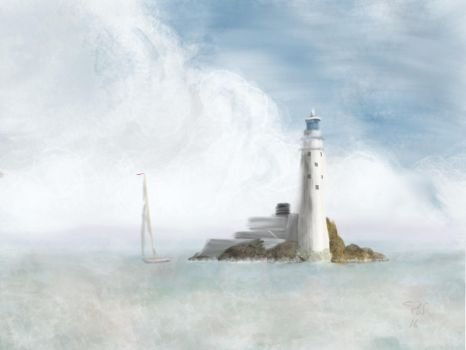 Fastnet by PBWagner
