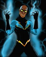 TOP 10 BLACK LIGHTNING by mrfuzzynutz