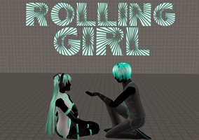 Rolling Girl Sims 2 -TITLE 2- by animechatchat234