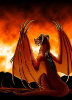 Anger's Hellfire by RegalDragon