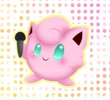 Jigglypuff by Clinkorz
