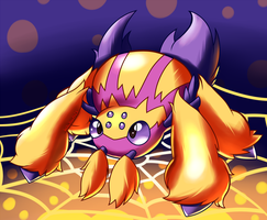 Pokeddexy 2015 - Day 1 - Favorite Bug Type by Inika-Xeathis