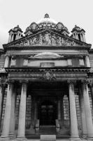 City Hall Belfast by happienoodleboy