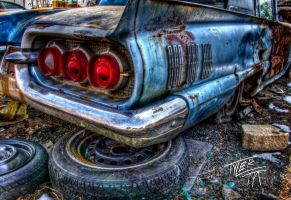 1960 Thunderbird by Tyler007