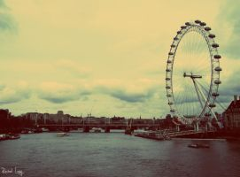 London Eye III by RacheLavy