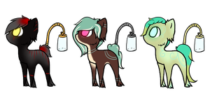 Phenomena Jars Adopt (CLOSED) by LeoxLinx