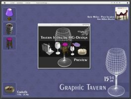 Graphic Tavern by HG-Design