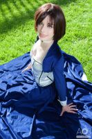 Elizabeth smile by ThelemaTherion