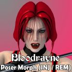 Bloodrayne Poser Character by 3D-Fantasy-Art