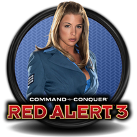 Command and Conquer Red Alert 3 Icon v3 by Kamizanon