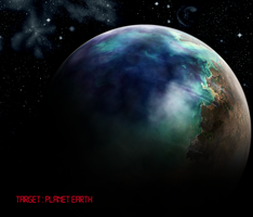 Planet Earth by pjhay03