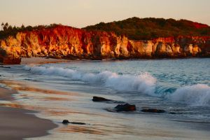 Sunrise rocks 1 - Cape Leveque by wildplaces