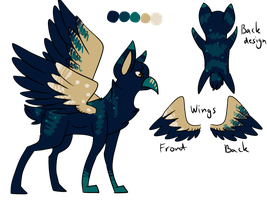 Gryphon design auction CLOSED by TlKl