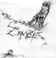 Zombie by AphoticBlight