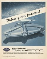 Ford GALAXIE2000 ad by DCfly
