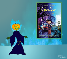Cloaked Critic Reviews Coraline by TheUnisonReturns