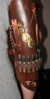 Steampunk upper arm parts - back side by Firefly182