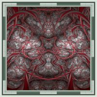 candycane brain 2 by Mobilelectro