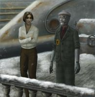 Syberia by Frozenmudcrab