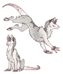 {end date reached} new species adoptable! ($10) by kkrevv