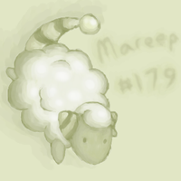 Mareep by Umberon9
