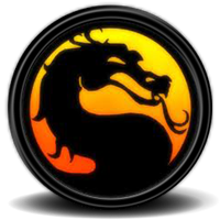 Mortal Kombat Icon by Ace0fH3arts