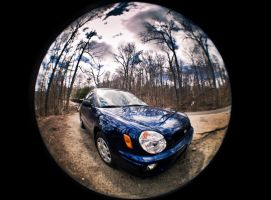 Fish's Subie by sarallyn