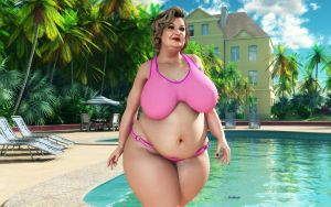 BBW_Magda 2 by Rendermojo