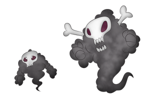 Fakemon-Diebenzo and Dietoxin by MF99K