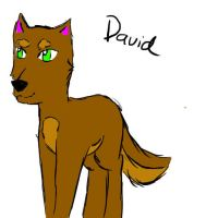 David the wolf by Soviet-Union-Russia