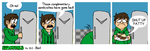 EWCOMIC No. 162 - Bad by eddsworld