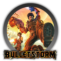 Bulletstorm - Icon by Blagoicons