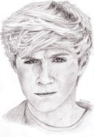 Niall Horan - One Direction by Bree-Style