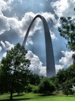 Gateway Arch by Tiffanyy09