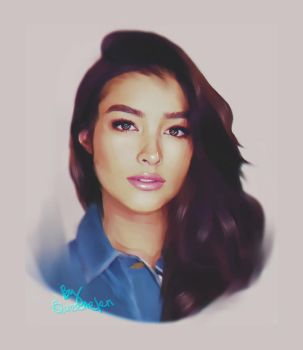 Liza Soberano by queenelen by queenelen