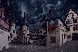 MY ALSACE by Cunegonda