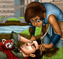Have Some Makorra by yourcommonmuggle