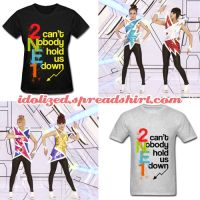 kpop - 2NE1 Can't Nobody shirt by idolizedtees