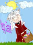 happy easter by artsychic27