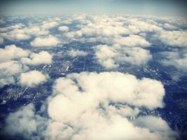 Above the Clouds by evelynrosalia