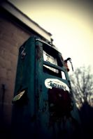 Gas Pump by R-Squared15