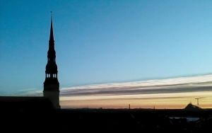 Riga - Peterbaznica by dARkEnStONe