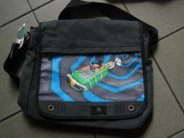 Bag-painting: DOTT bis by charlinedrice