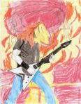 DAVE MUSTAINE by MAD-PREDATOR
