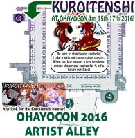 2016 Ohayo Come Stop By by kuroitenshi13